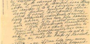 Carta de Freud