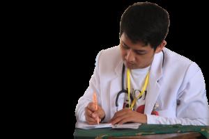 doctor-prescrevendo