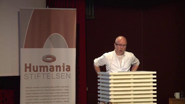 """Didrik Heggdal, o criador do modelo de terapia de exposição basal (""""Basal Exposure Therapy -BET) - Youtube -"""