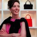 Kate Spade popularizou as bolsas com alergia ao tédio nos anos 90. GETTY